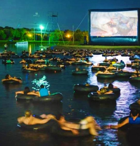 The Floating Cinema, Londres (Royaume-Uni)