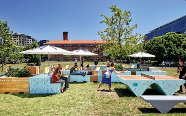 Metcalfe Park, Sydney (Australie)